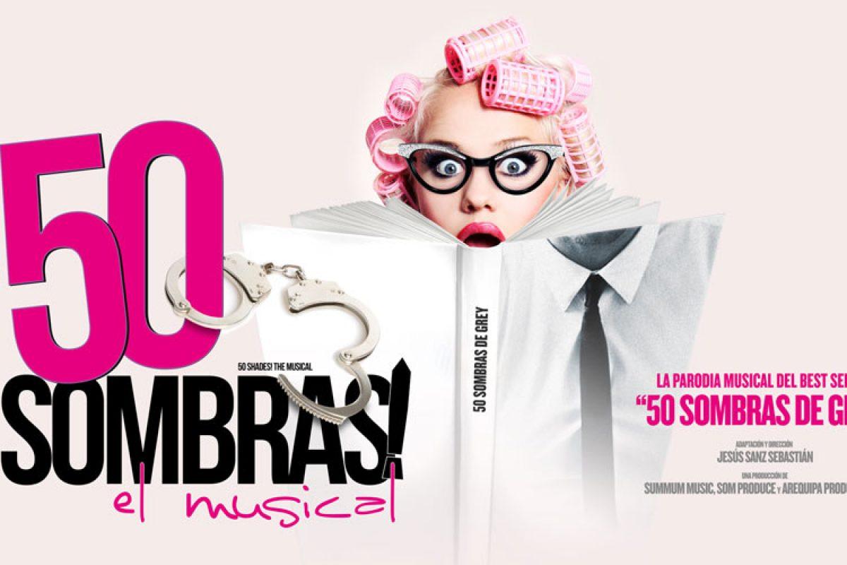 ¡50 Sombras El Musical prorroga!