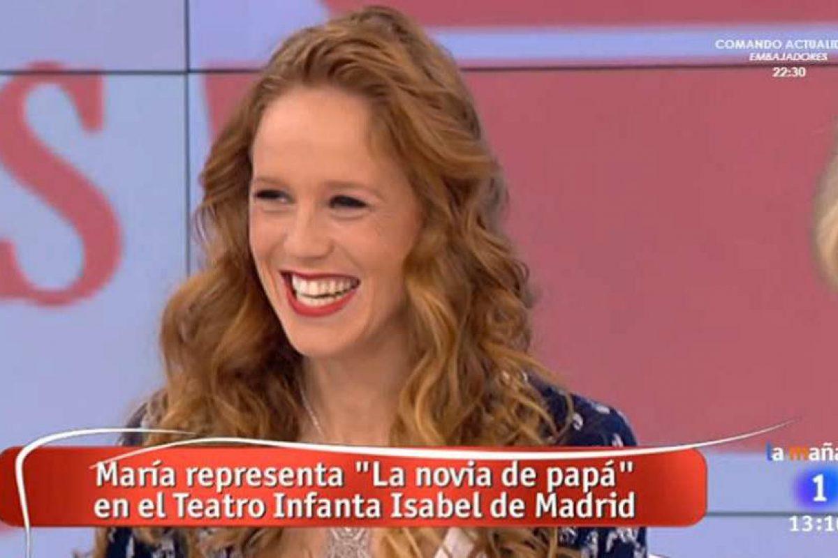 Entrevistas de TV 'La Novia de Papá'