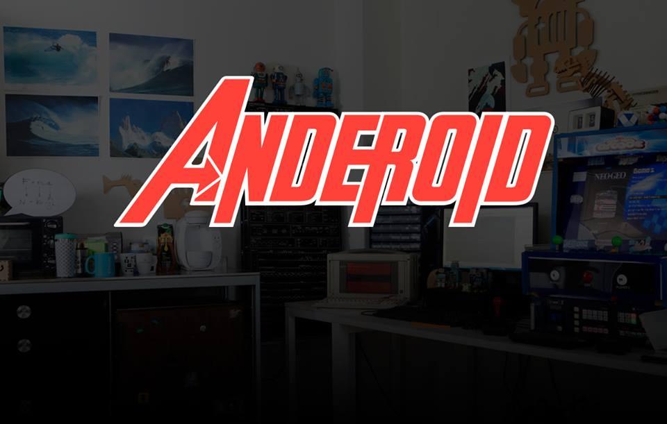 Anderoid serie top