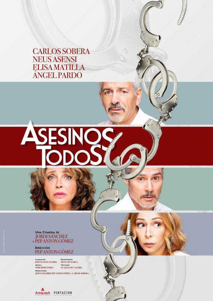 CARTEL ASESINOS TODOS